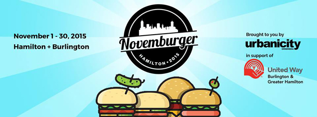 Novemburger Hamilton by Urbanicity