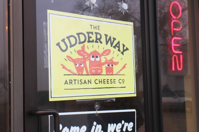 Udder Way Artisan Cheese Co Hamilton Ontario Hamilton Small Fries Food Reviews